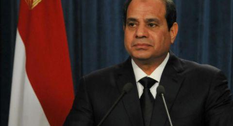 السيسي أمام قادة الجيش المصري: