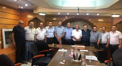 التوقيع على ميثاق شرف لانتخابات مجلس محلي يافة الناصرة