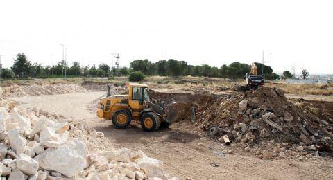 خطوة غير مسبوقة أخرى في الجلبوع: مسؤولية خطوط المياه بالناعورة تنتقل إلى المجلس الاقليمي الجلبوع