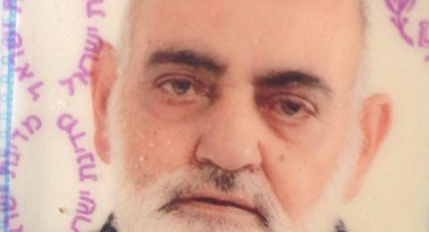 الناصرة: عدنان عبد الخالق (أبو ادهم) في ذمة الله