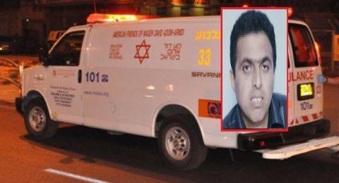 زلفة: مفاوضات من أجل تحرير جثمان المرحوم محمد كمال اغباريّة
