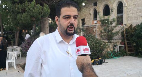 رجا زعاترة: طالبنا بشطب قائمة البيت اليهودي الحيفاويّة من الإنتخابات