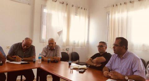 الوفاق تعقد جلسة تشاورية مع المشتركة والعربية للتغيير تؤكد أن لا شرعية للجنة
