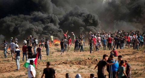 بجمعة (انتفاضة القدس).. ستة شهداء و112 اصابة، وانباء عن اصابة هنية