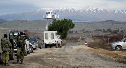 اتفاق إسرائيلي سوري على فتح معبر القنيطرة في الجولان
