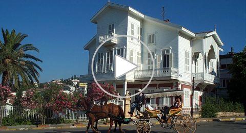 جزر الأميرات الساحرة... جنّة السياحة التركية!