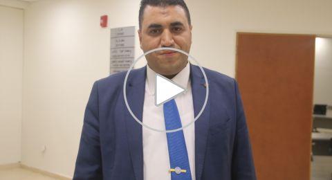 علي بركات: اطالب بإجراء مناظرة لكلّ مرشّحي الرئاسة في امّ الفحم