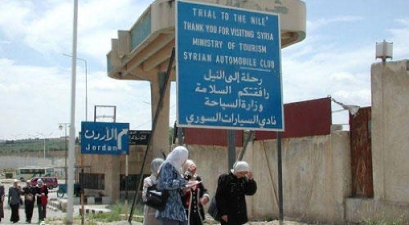 الوطن السورية: الأردن يماطل بفتح معبر نصيب بتحريض من واشنطن