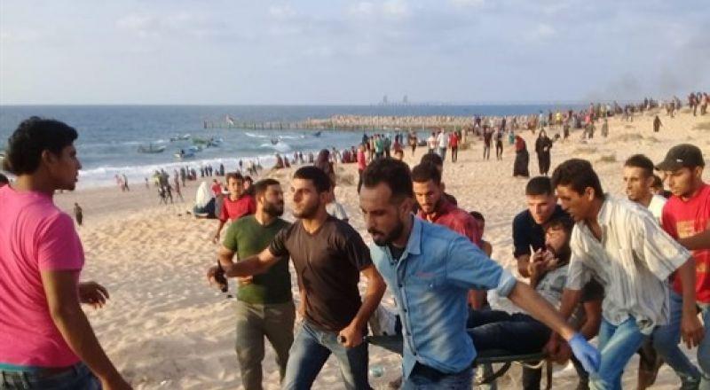 آلاف الشهداء والجرحى والمعاقون منذ بدء مسيرات العودة