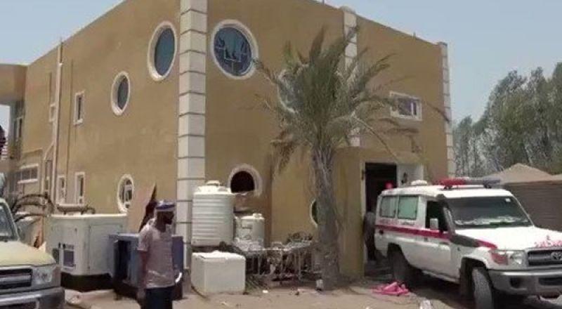 المستشفيات اليمنية تحت مرمى ضربات التحالف السعودي