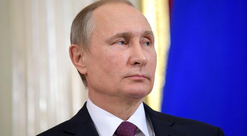 بوتين يحتفي بعيد ميلاده الـ66