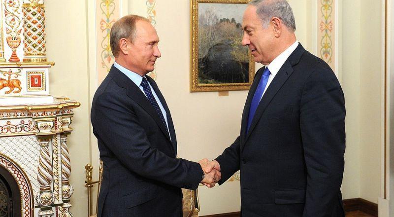 الاتفاق على عقد اجتماع قريب بين بوتين ونتنياهو