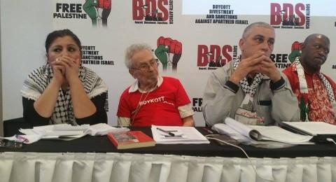 مشاركة حركة كفاح في المؤتمر الدولي للهجرة واللاجئين في جنوب أفريقيا