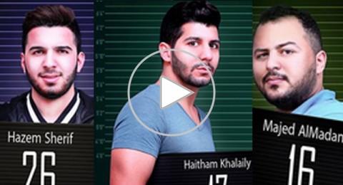 Arab Idol: هيثم يغني للصافي ولوسوف بإبداع، واحلام تعلق: فيك ريحة غصن زيتون