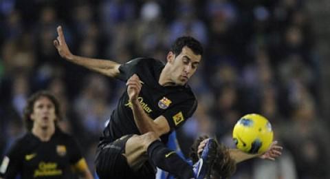 اسبانيول يهدي الملكي نقطتين بالتعادل مع برشلونة في دربي كتلونيا
