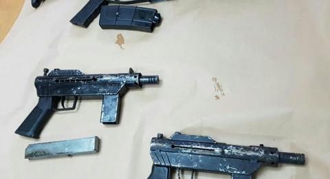 قلنسوة: اعتقال مشتبة بحيازة السلاح