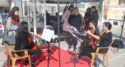 بوليفوني معهد يجمع عازفين بمهارات عالمية