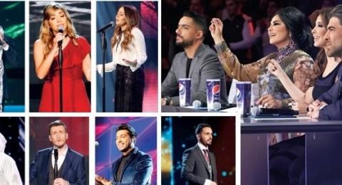 مشتركو Arab Idol يفتحون قلوبهم مطلع العام الجديد