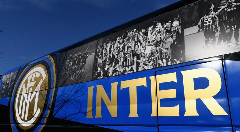 حافلة جديدة توثق تاريخ إنتر ميلان .. صور