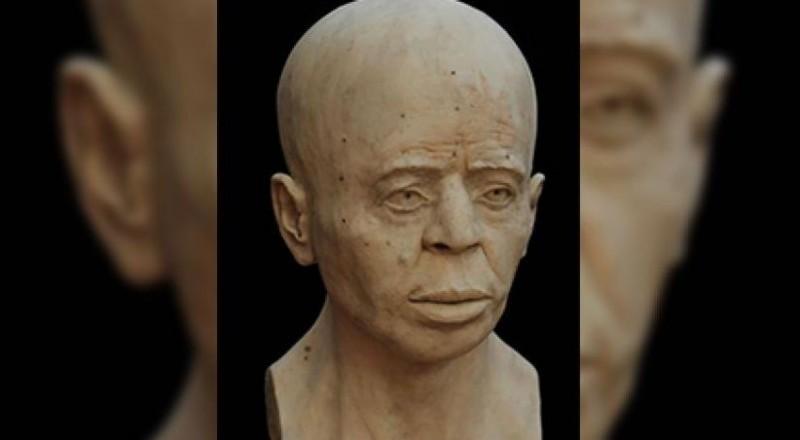 عمرها 9500 سنة .. إعادة تركيب جمجمة فلسطيني