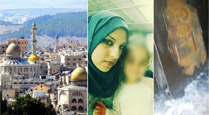 سيدة من أم الفحم: أحرقوا منزلنا وبتنا بلا مأوى ولا مساعد .. ما ذنب ابنتي؟