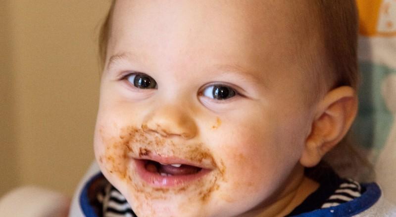 الطفل غير النظيف .. صحته أفضل!