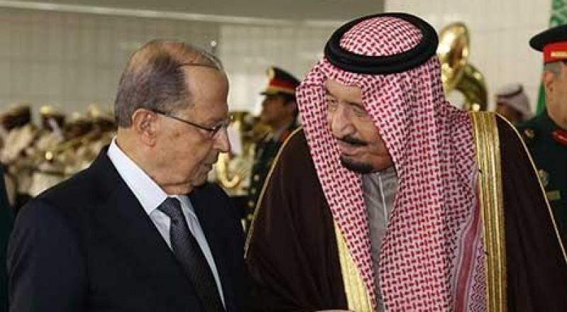 نهاية القطيعة بين لبنان والسعودية