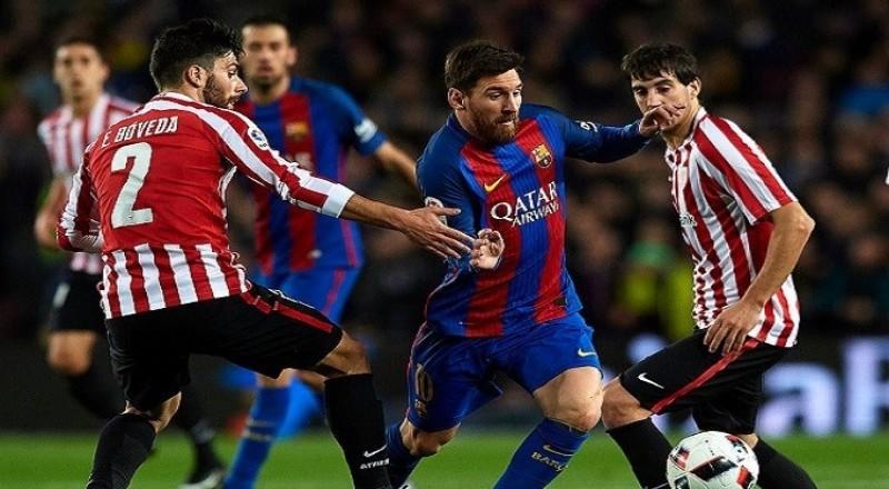 برشلونة يتأهل إلى ربع نهائي كأس اسبانيا
