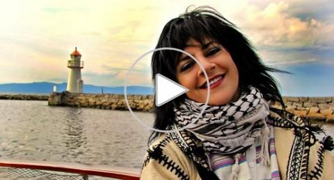 ريم بنا ستحضر إلى برلين لافتتاح معرض حكاية فنجان قهوة