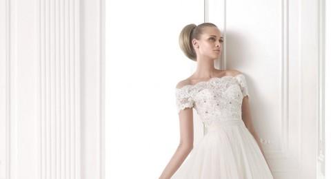 فساتين زفاف من إبداع مصمم الأزياء العالمي الشهير ايلي صعب