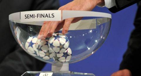 بايرن ميونخ يواجه ريال مدريد..وليفربول أمام روما في نصف نهائي الأبطال