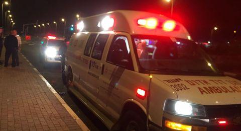 طمرة: اصابة لشاب في شجار