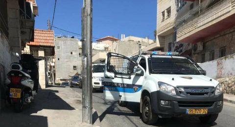 بلدية القدس مستمرة في حملتها ضد قرية العيسوية