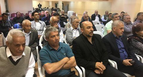 سخنين: اللجنة الشعبية تقرر عدة خطوات للتصدي لمخطط تجريف شارع الشكاير