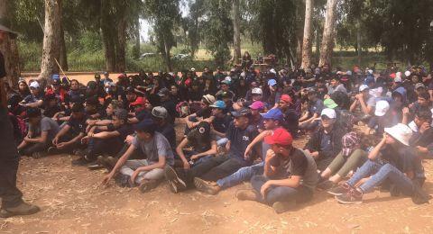 إختتام دورة روّاد محبّة البلاد للقادة الشّباب