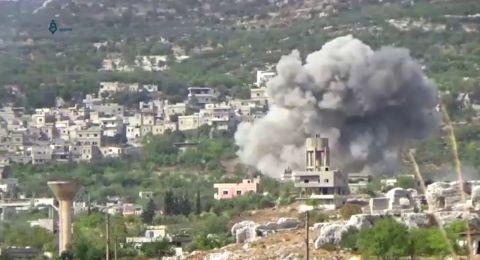 كيف قرأ فلسطينيو الـ 48 العدوان على سوريا؟!