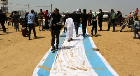 غزة: انتهاء