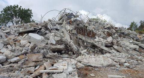 المقدسيون : هدم المنزلين في ابو غوش تطهير عرقي