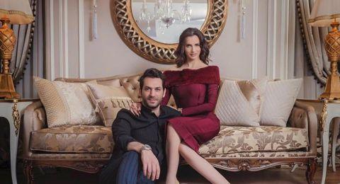 مراد يلدريم وايمان الباني ثنائي الحب الأكثر شعبية في العالم العربي