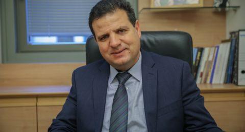 الحركة الاسلامية: تصريح أيمن عودة حول سوريا لا يمثل المشتركة ولا المجتمع الفلسطيني في الداخل