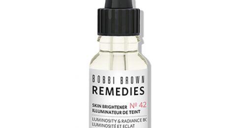 ماركة مستحضرات التجميل والعناية الفاخرة Bobbi Brown توسع مجموعة Remedies