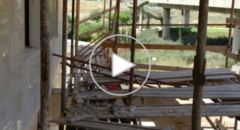 لمكافحة حوادث العمل في فرع البناء- مؤتمر جماهيري في يافة الناصرة تحت شعار