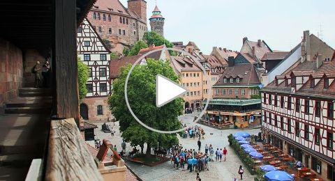 تعرفوا على مدينة نورمبرغ في ألمانيا