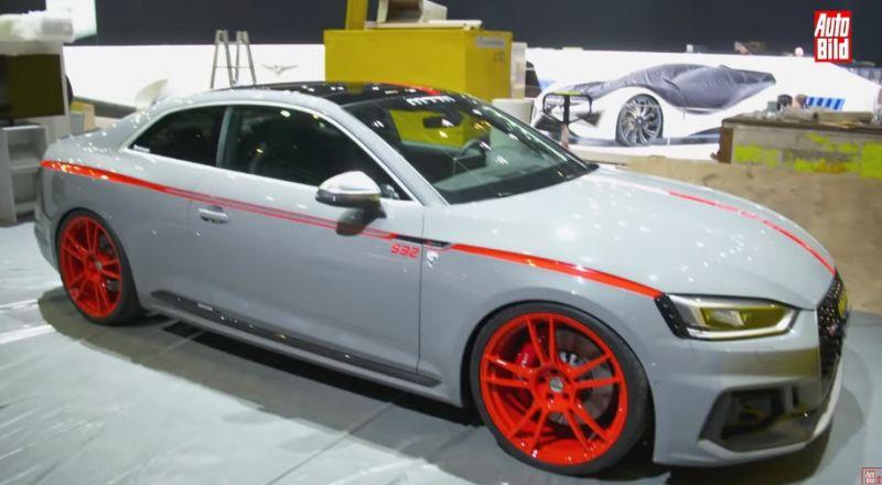نسخة معدلة من أودي RS 3 ب 70 ألف يورو