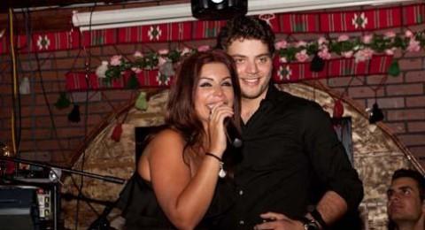 عامر زيان يغنّي مع نينا بطرس في ولاية كليفلند اوهايو