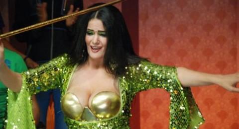 فيلم جنسي لـ سما المصري على موقع إسباني
