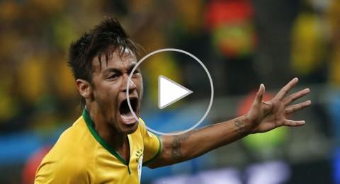فيديو ساخر يكشف كيف فازت البرازيل على كرواتيا!