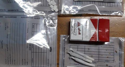 شرطة رام الله تقبض على فتاة وبحوزتها كمية من المخدرات