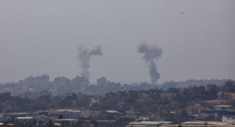 اجتماع طارئ للكابيت وآيزنكوت يقرر تكثيف القصف في قطاع غزة وفق الحاجة
