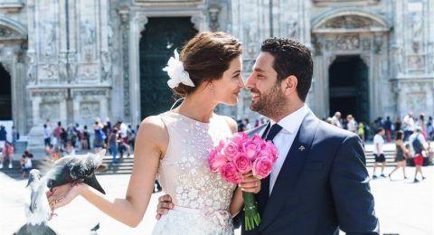 هكذا عايدت ريم السعيدي زوجها وسام بريدي بالذكرى الأولى لزواجهما